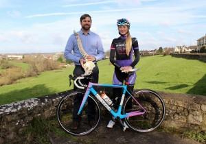 Paulton Chiropractor Tony Honeker Keynsham Cyclist Bethany Taylor