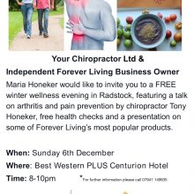 Radstock Health Event